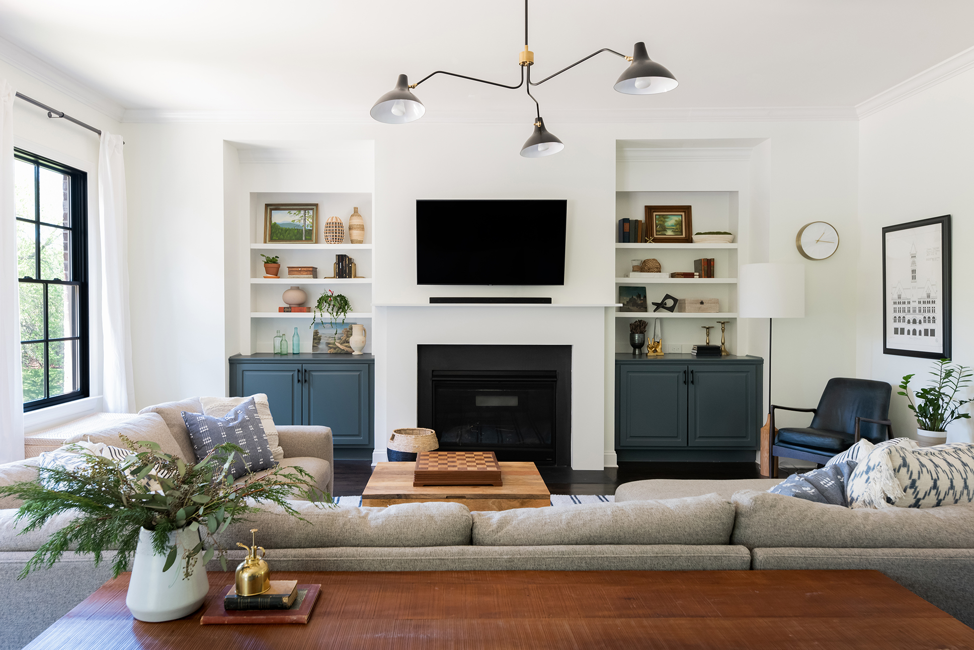 pacific charm brentwood living room design