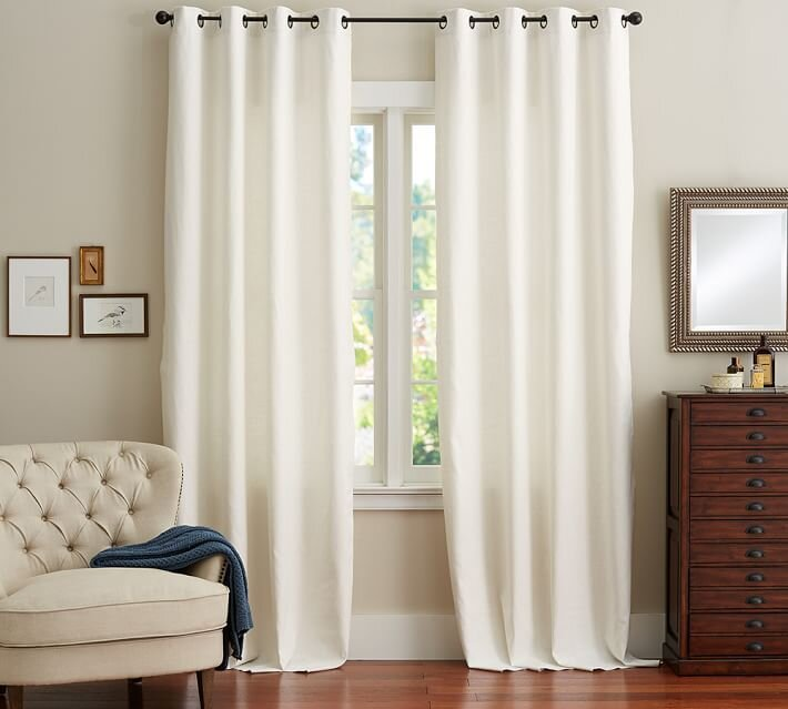 - Another sleeping aid - blackout curtains are essential for any toddler room. Pottery Barn and Target both have a boatload of good options!
